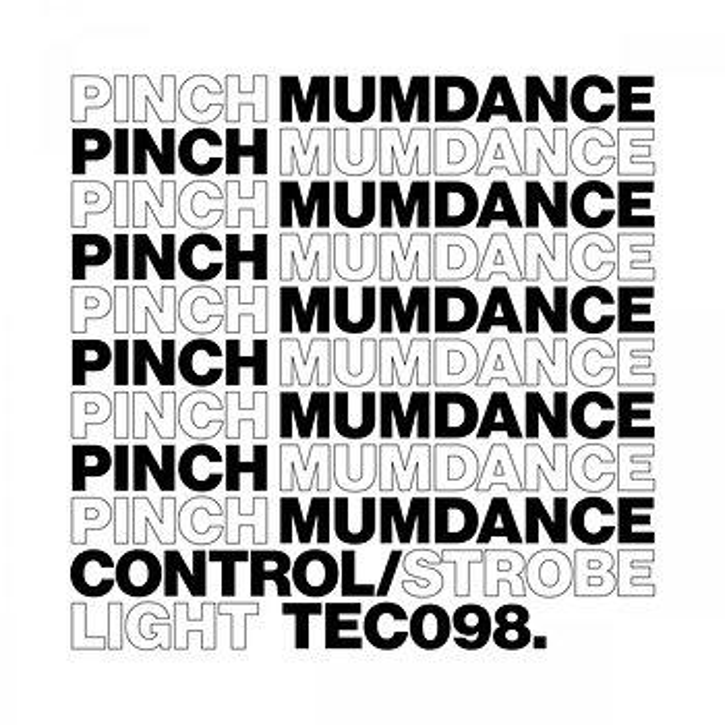 Cover art - Pinch & Mumdance: Control