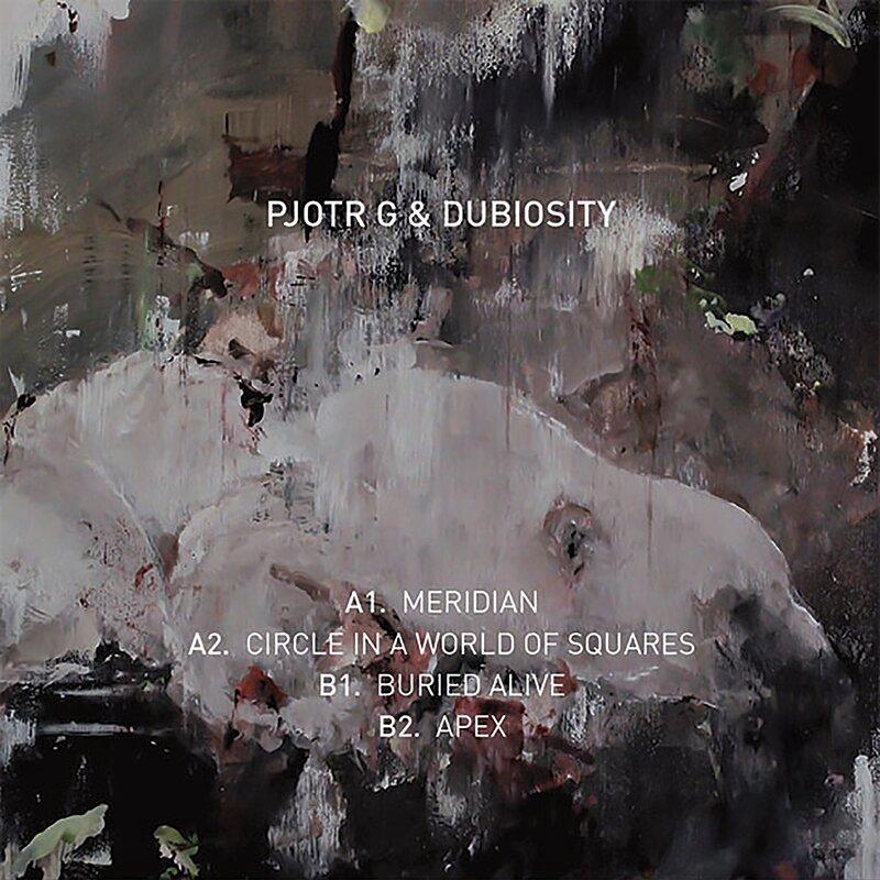 Cover art - Dubiosity & Pjotr G: Meridian