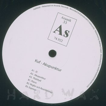 Cover art - Kuf: Akupunktur