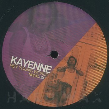 Cover art - Kayenne: Hey Young World