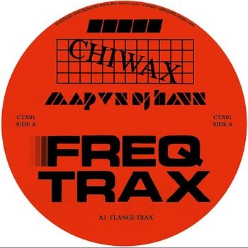 Cover art - MAP vs DJ Haus: Freq Trax