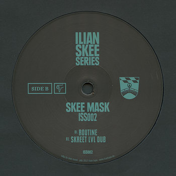 Cover art - Skee Mask: ISS002