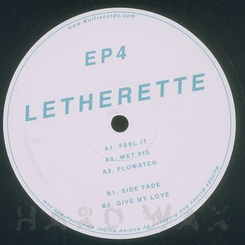 Cover art - Letherette: EP 4