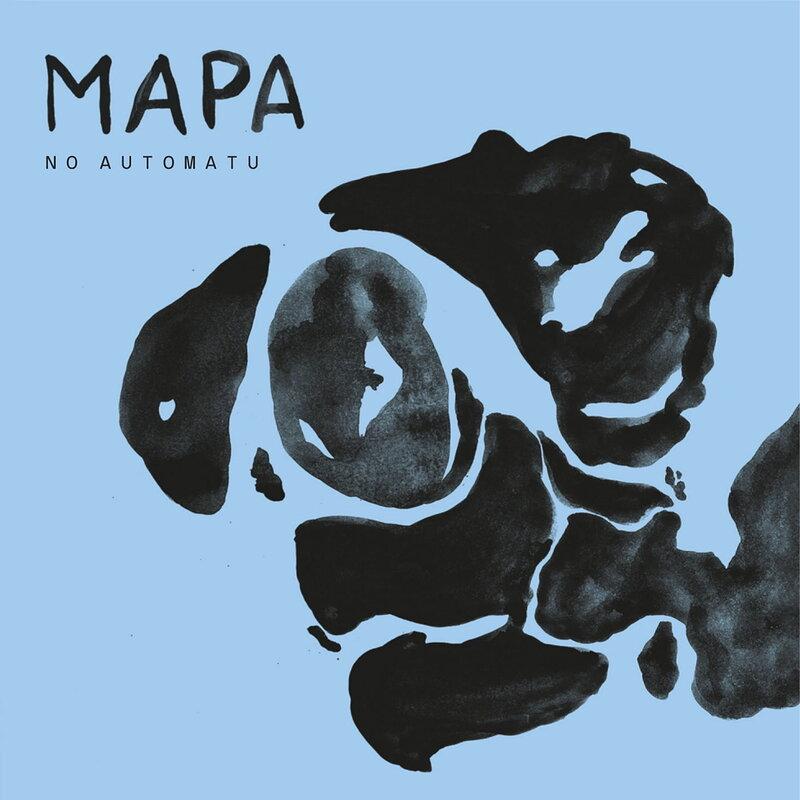 Cover art - Mapa: No Automatu