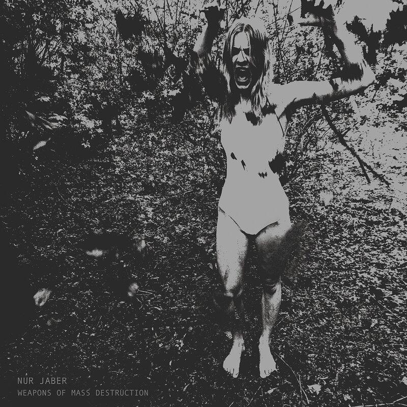 Cover art - Nur Jaber: Weapons Of Mass Destruction
