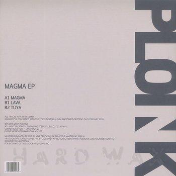 Cover art - Ksmisk: Magma
