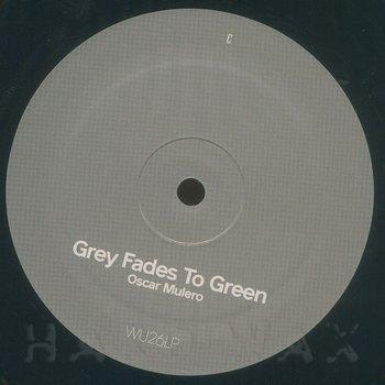 Cover art - Oscar Mulero: Grey Fades To Green - Disc 2