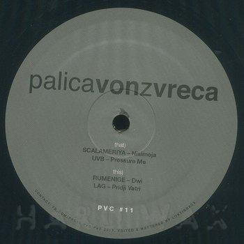 Cover art - Various Artists: PVC 011