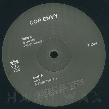 Cover art - Cop Envy: Sshake