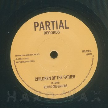Cover art - The Roots Crusaders: Children Of The Father