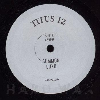 Cover art - Titus 12: Summon Luxo