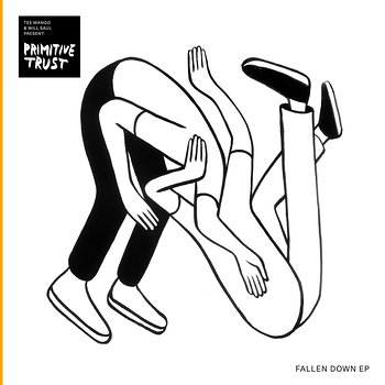 Cover art - Primitive Trust: Fallen Down EP