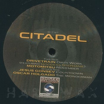 Cover art - Various Artists: Citadel