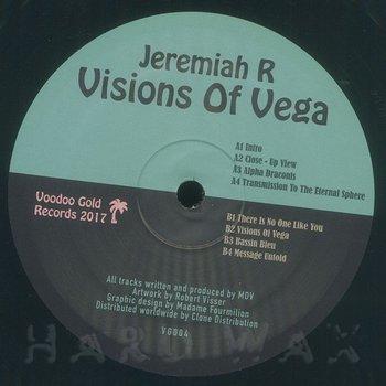 Cover art - Jeremiah R.: Visions of Vega