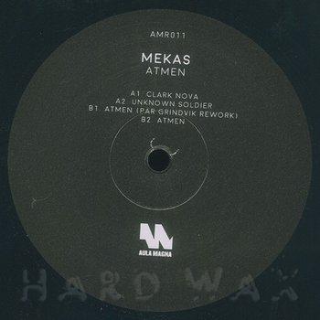 Cover art - Mekas: Atmen