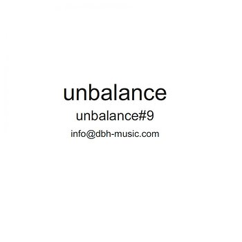 Cover art - Unbalance: #9