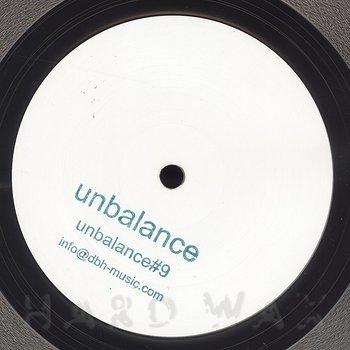 Cover art - Unbalance: #9