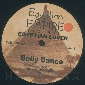 Cover art - Egyptian Lover: Seduced