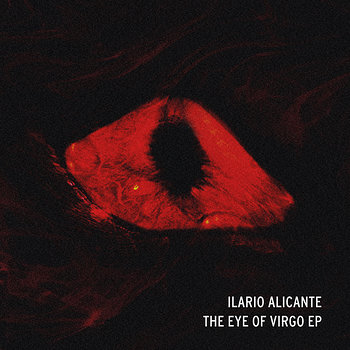 Cover art - Ilario Alicante: The Eye Of Virgo