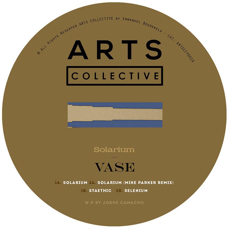 Cover art - Vase: Solarium