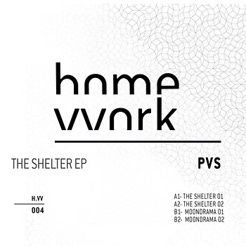 Cover art - PVS: The Shelter