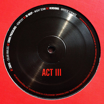 Cover art - Various Artists: Act III