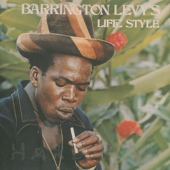 Cover art - Barrington Levy: Barrington Levy's Life Style