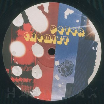Cover art - Scientist vs. Peter Chemist: 1999 Dub