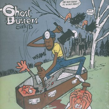 Cover art - Early B: Ghost Busters