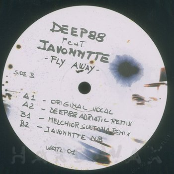 Cover art - Deep88 Feat. Javonntte: Fly Away