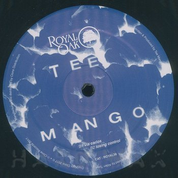 Cover art - Tee Mango: Losing Control