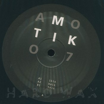 Cover art - Amotik: Ikis
