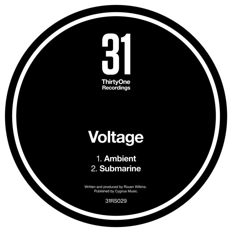 Cover art - Voltage: Ambient