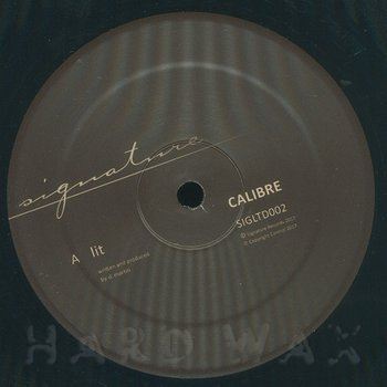 Cover art - Calibre: Lit