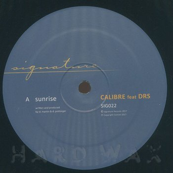 Cover art - Calibre & DRS: Sunshine