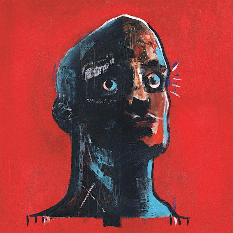 Cover art - JoeFarr: Plastic Form