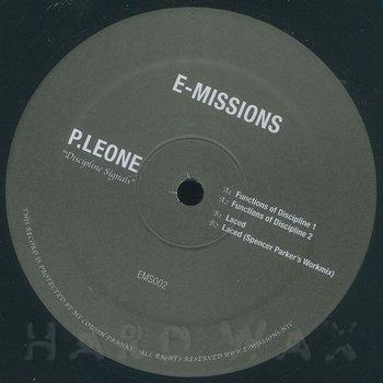 Cover art - P.Leone: Discipline Signals