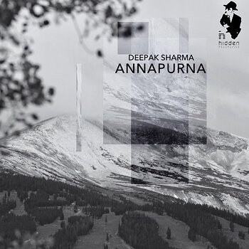 Cover art - Deepak Sharma: Annapurna