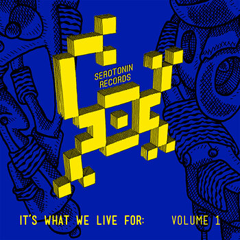 Cover art - Various Artists: It's What We Live For: Vol. 1