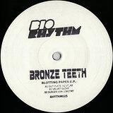 Cover art - Bronze Teeth: Blotting Paper