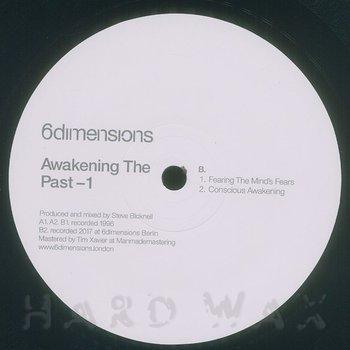 Cover art - Steve Bicknell: Awakening The Past 1