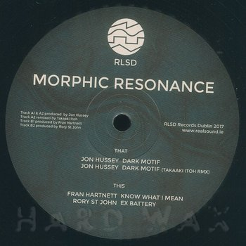 Cover art - Various Artists: Morphic Resonance