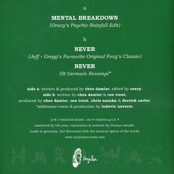 Cover art - Chez Damier: Mental Breakdown
