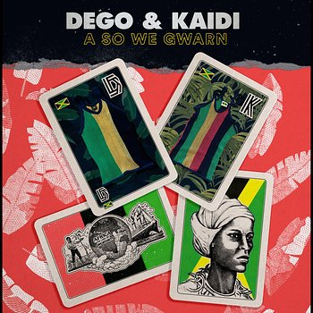 Cover art - Dego & Kaidi: A So We Gwarn