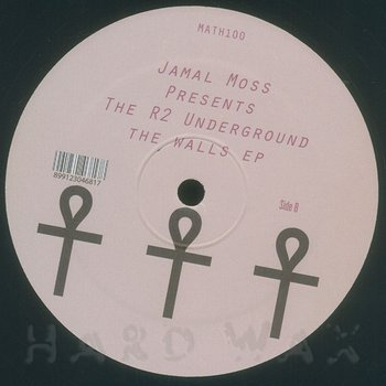 Cover art - Jamal Moss pres.: The R2 Underground