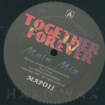Cover art - Romantic Flight: Together Forever