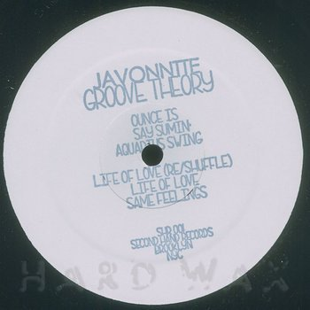 Cover art - Jovonntte: Groove Theory