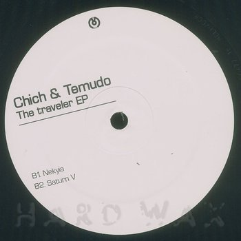 Cover art - Chich & Termudo: The Traveler