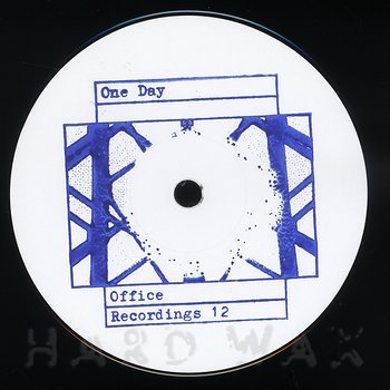 Cover art - One Day: Untitled
