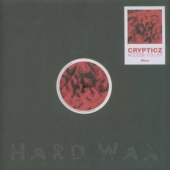 Cover art - Crypticz: Access You